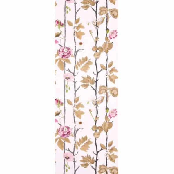 Mairo Löpare mönster Flowerwall