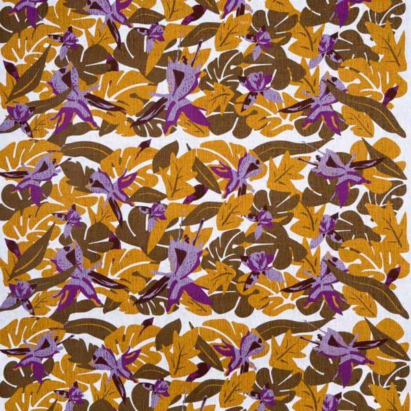 Tyg Fuchsia Syrén