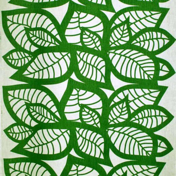 Tyg Hosta grön