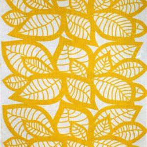 Gardinsömnad Hosta gul