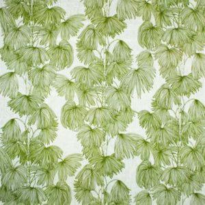 Gardinsömnad Palma Grön