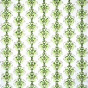 Tyg Fager grön