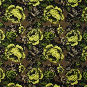 Oljeduk Baronessa brun/grön
