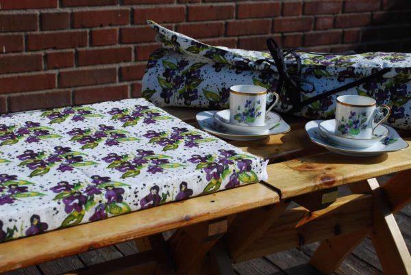 Viola Cushion outdoor
