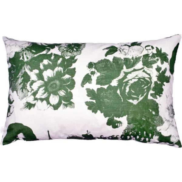 Kuddfodral Mademoiselle 45x70 Grön