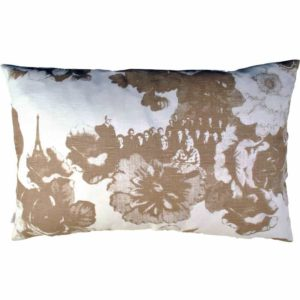 Mademoiselle Cushion cover 45x70 nature
