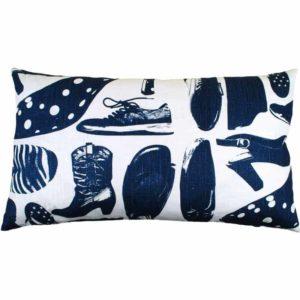 Mairo Kuddfodral mönster Svärmor 45x70