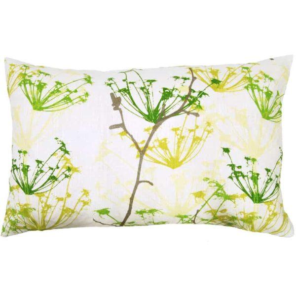 Ogräs Cushion cover 45x70 green