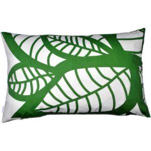 Kuddfodral Hosta 45x70 Grön