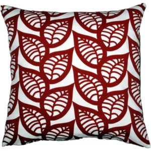 Ranka Cushion cover 48x48 red