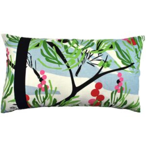 Pinje Cushion cover 45x70 blue