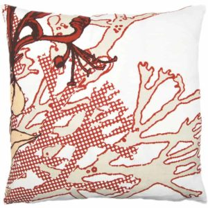 Myrten Cushion cover 48x48 red