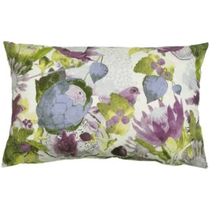Anemone Cushion cover 45x70 lilac
