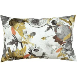 Anemone Cushion cover 45x70 grey
