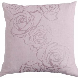 Mairo kudde mönster Rosenslinga rose-rosa