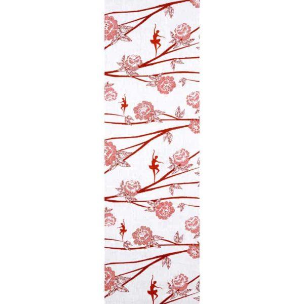 Panel Ballerina röd