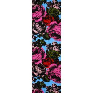 Panel Baronessa blå/hallon