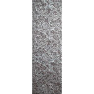 Blomma Table Runner grey