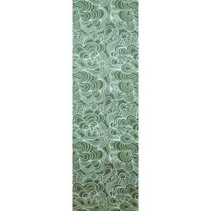 Blomma Table Runner green