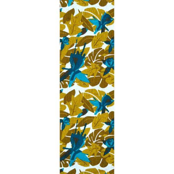 Löpare Fuchsia aqua