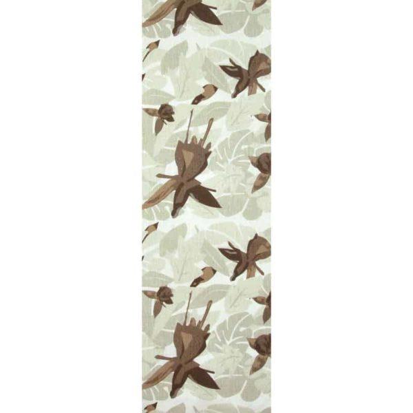 Löpare Fuchsia natur