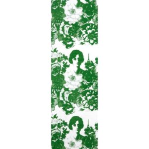 Mademoiselle Table Runner green