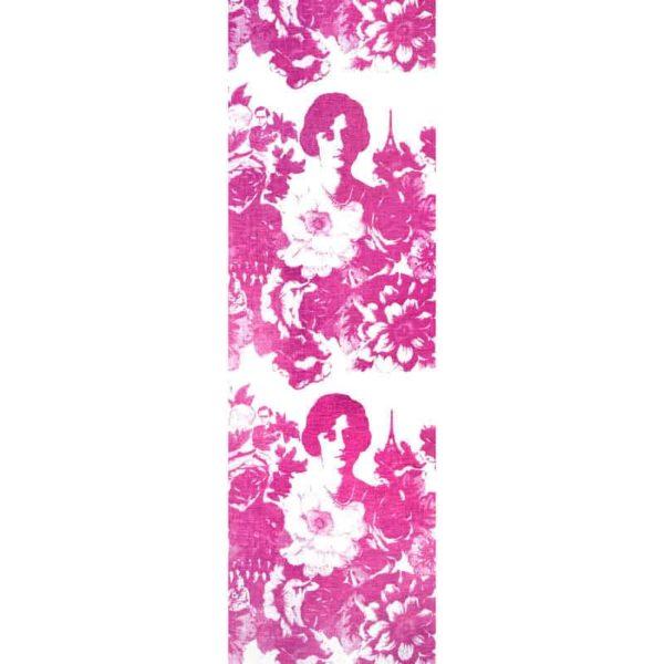 Löpare Mademoiselle rosa