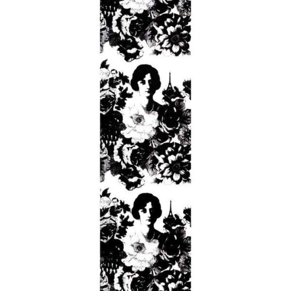 Panel Mademoiselle svart