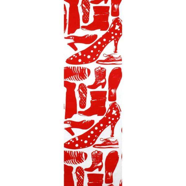 Panel Svärmor röd