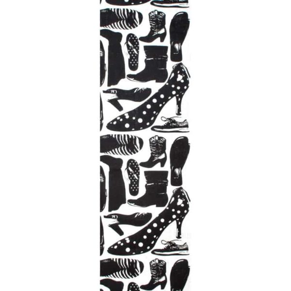 Svärmor Table Runner 43x145 black