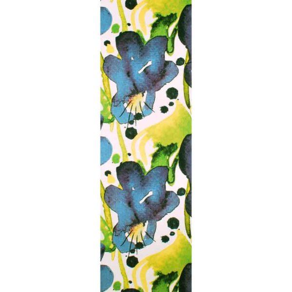 Panel Styvmorsviol blå