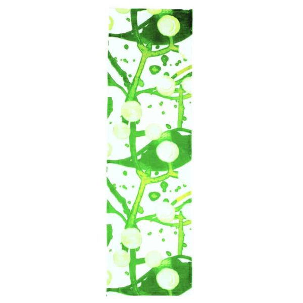 Panel Slånbär grön