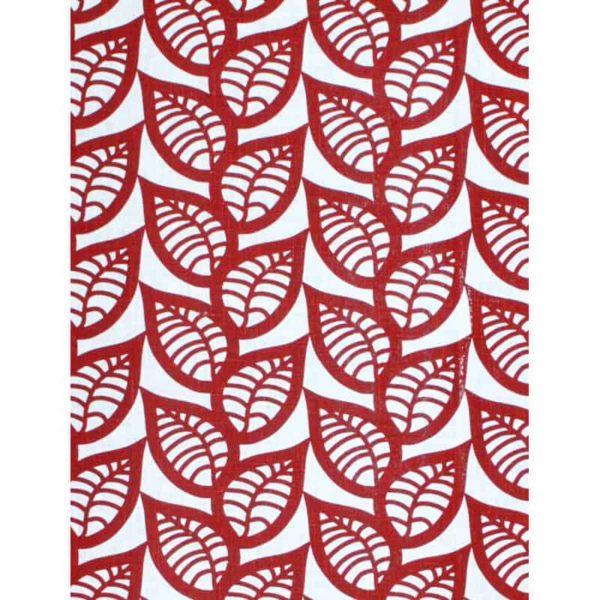 Handduk Ranka röd