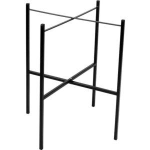 Brickbord svart medium