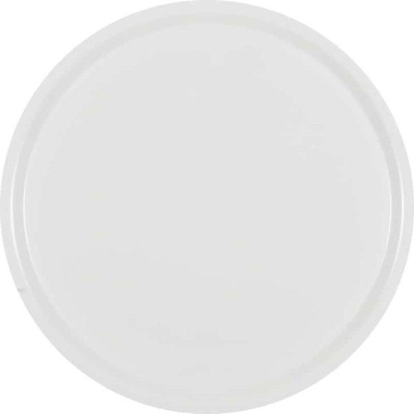 Bricka Frans vit