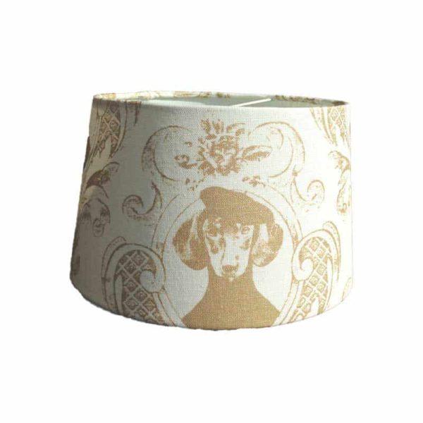 Lampskärm Tillsammans guld