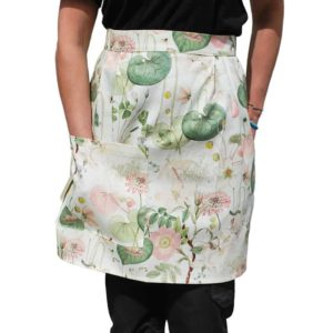 Mairo förkläde mönster Orchard designer Tess Jacobsson