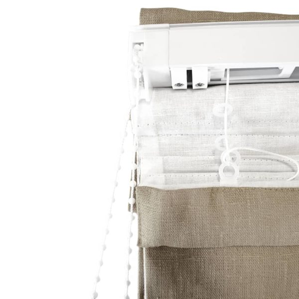 Mairo Hissgardin 100% linne upphängning
