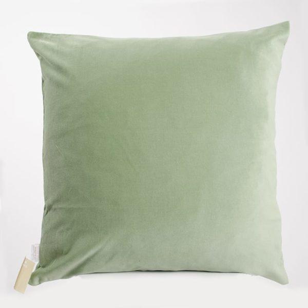Mairo Kuddfodral Sammet Ljusgrön